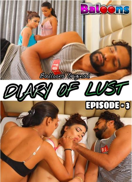 18+ Diary Of Lust 2020 S01E03 Hindi Balloons Original Web Series 720p HDRip 170MB Download