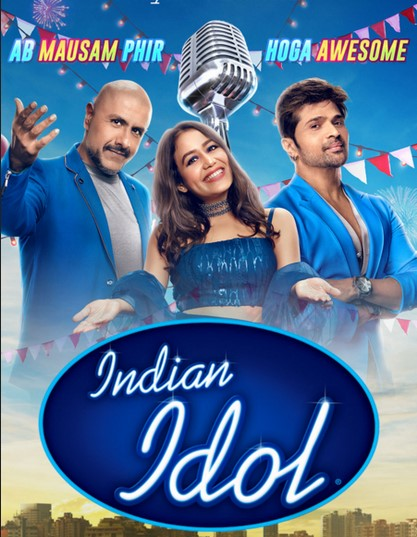 Download Indian Idol S12 (10th April 2021) Hindi Full Show 720p HDRip 580MB