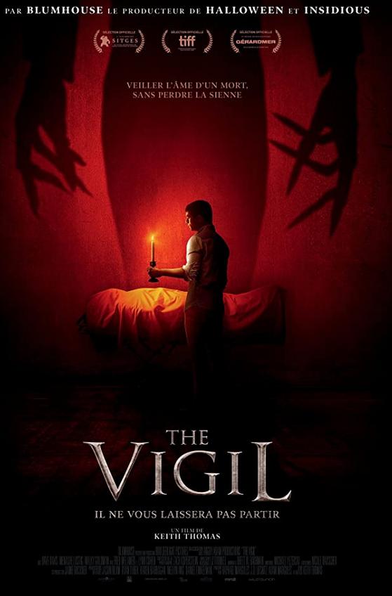 The Vigil 2020 English 300MB HDRip Download