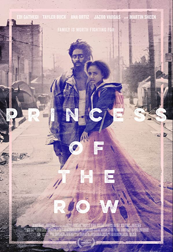 Princess of the Row 2020 English 300MB HDRip Download