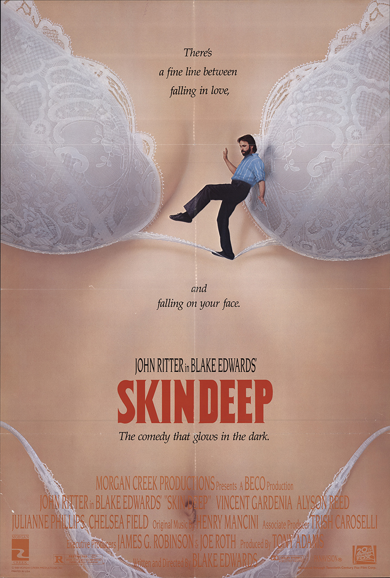 18+ Skin Deep 1989 English 300MB BluRay 480p ESubs Free Download