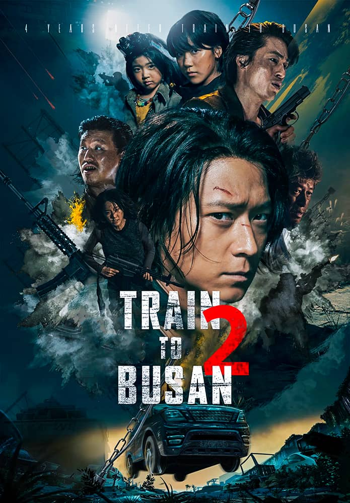 Train to Busan 2: Peninsula 2020 Hindi Dual Audio 720p HDRip 1.2GB Download