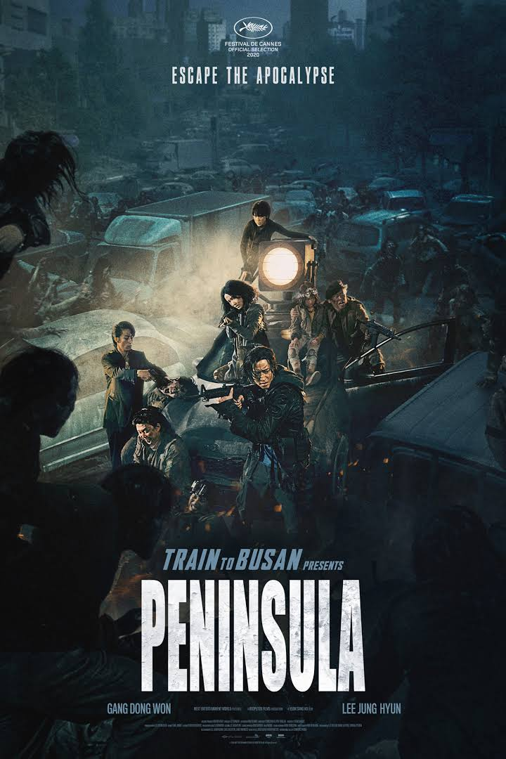 Train to Busan 2 Peninsula 2020 Dual Audio Hindi 400MB HDRip Download