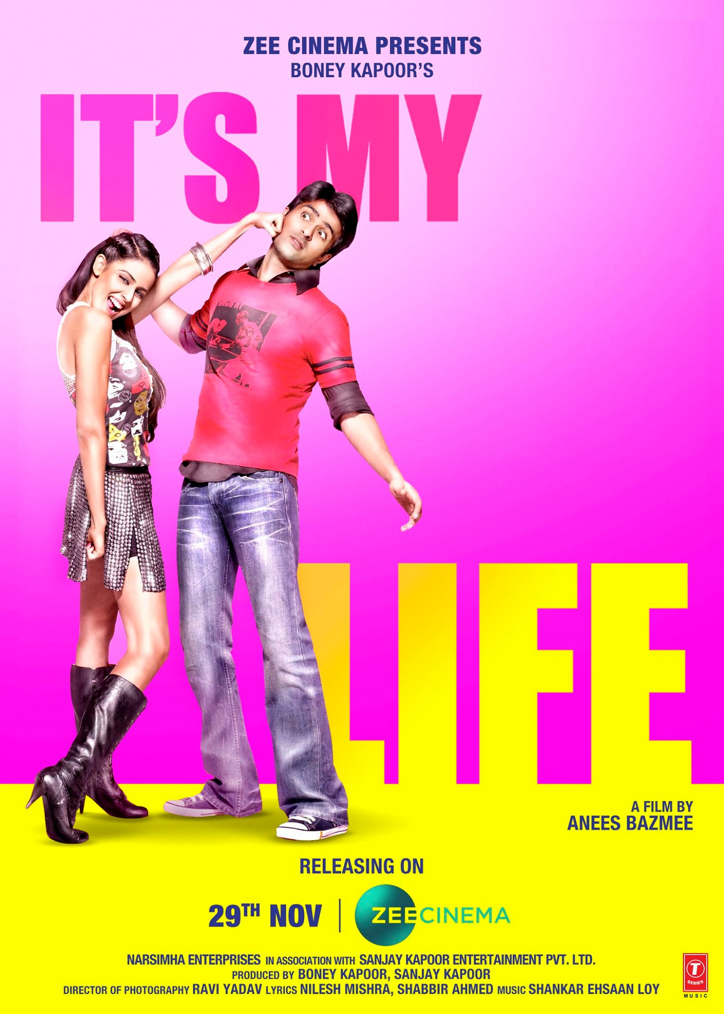 It's My Life 2020 Hindi 720p HDTVRip 900MB Download