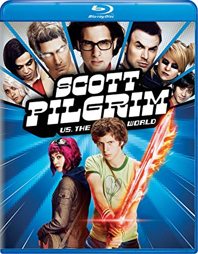 Scott Pilgrim vs. the World 2010 Hindi Dual Audio 720p BluRay 900MB Download