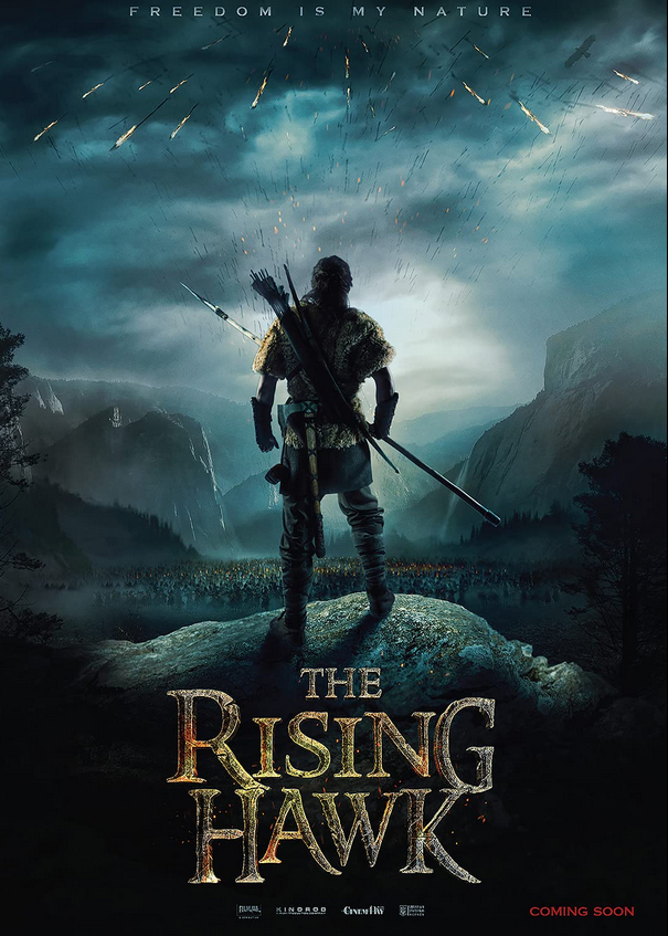 The Rising Hawk 2020 English 720p BluRay 1.2GB Download