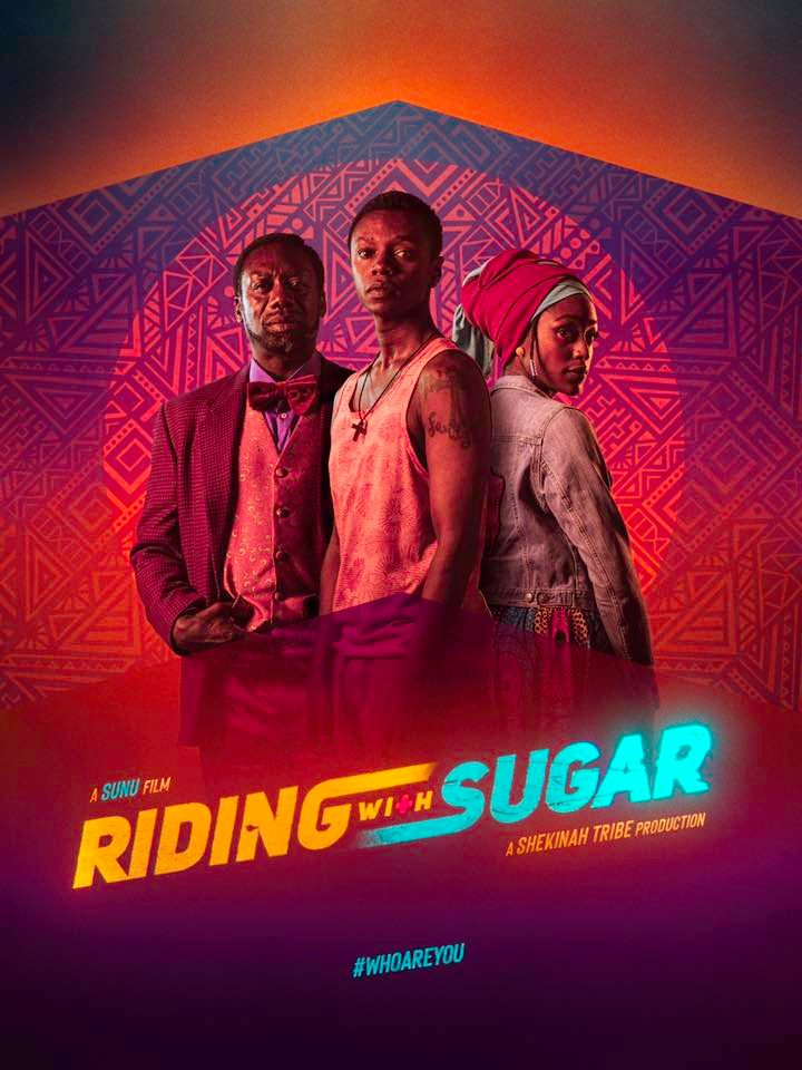 Riding with Sugar (2020) English HDRip 300MB Download