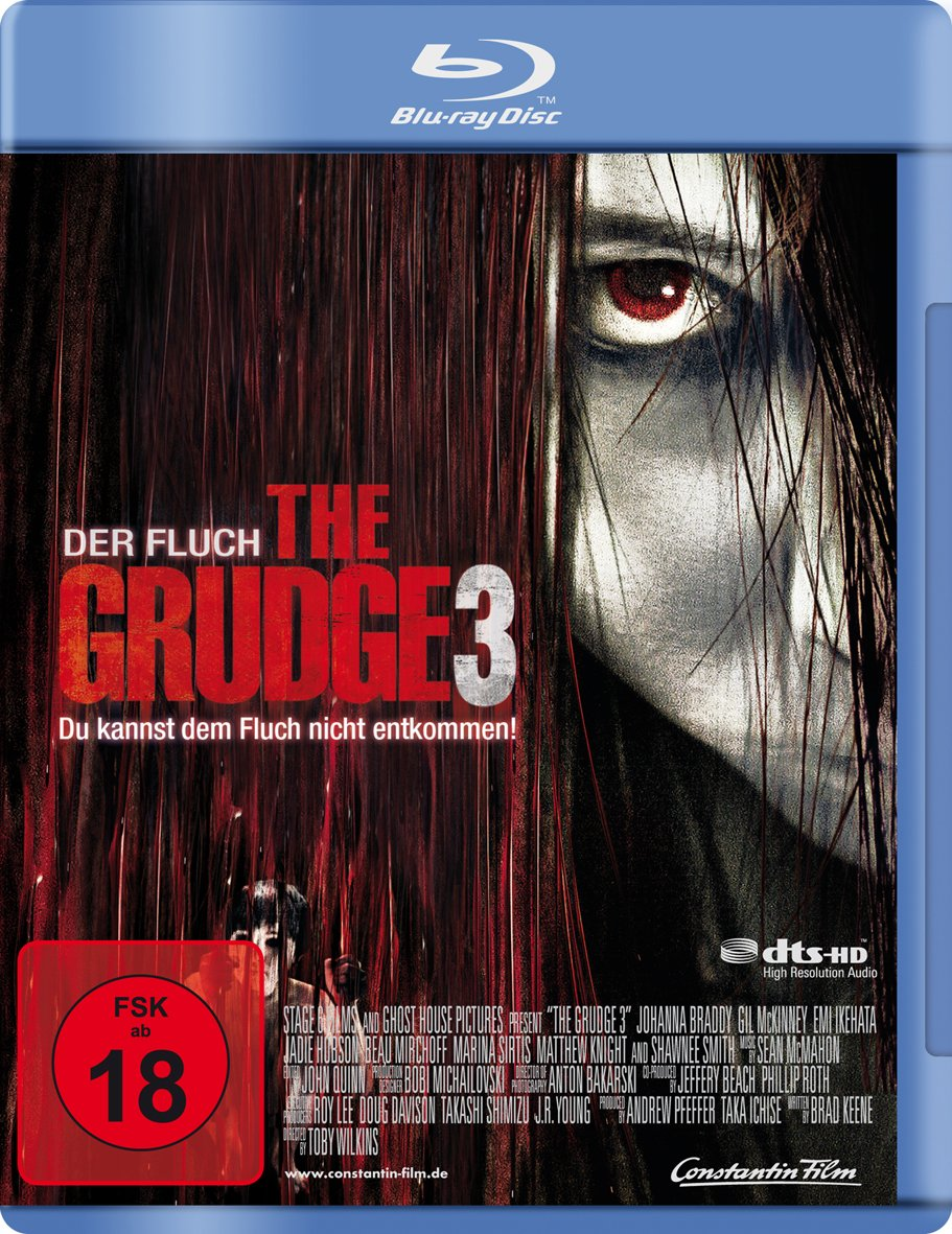 The Grudge 3 (2009) Hindi Dual Audio 720p BluRay 900MB Download