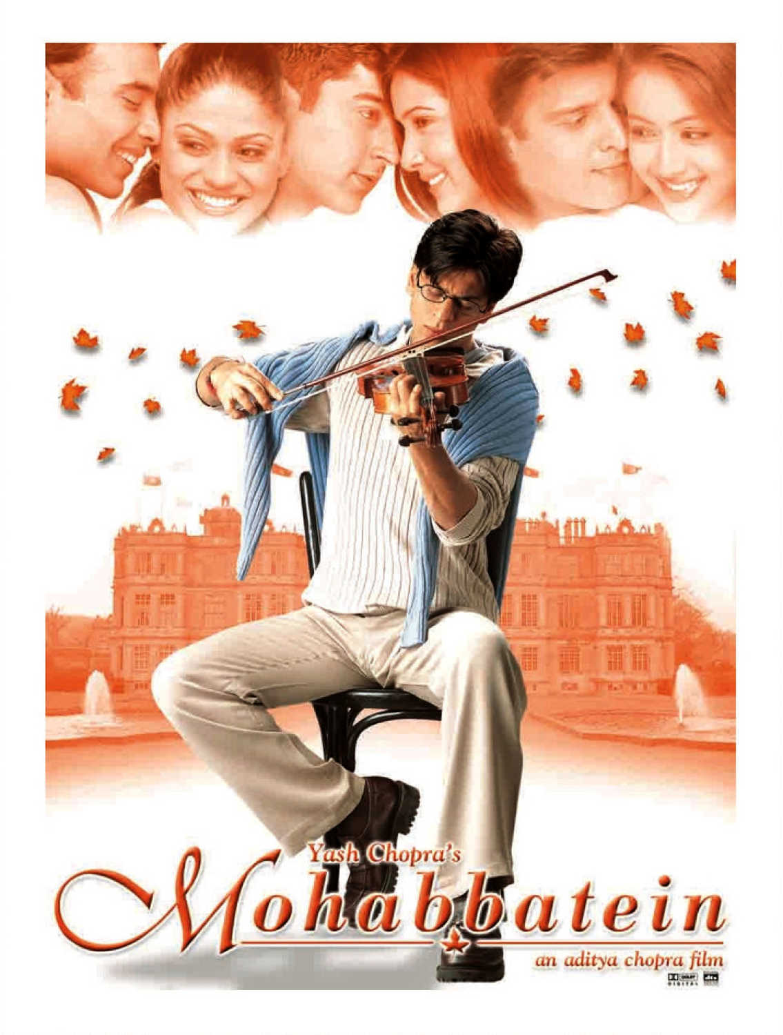Mohabbatein 2000 Hindi 720p BluRay 1450MB Download