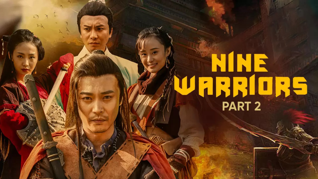 Nine Warriors 2 (2018) Hindi Dual Audio 720p HDRip 700MB x264 AAC