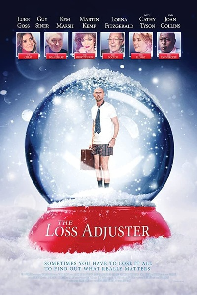 The Loss Adjuster (2020) English HDRip 300MB Download