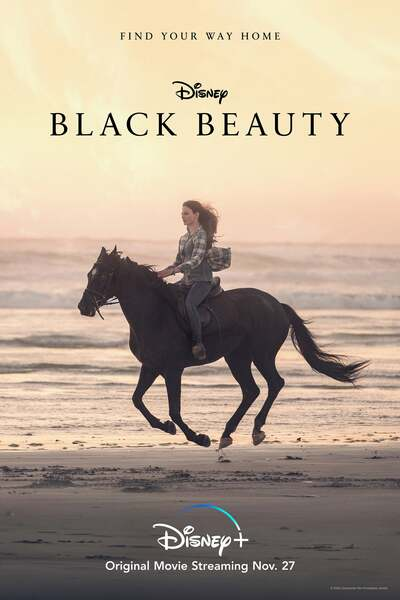 Black Beauty (2020) English 480p HDRip 300MB Download