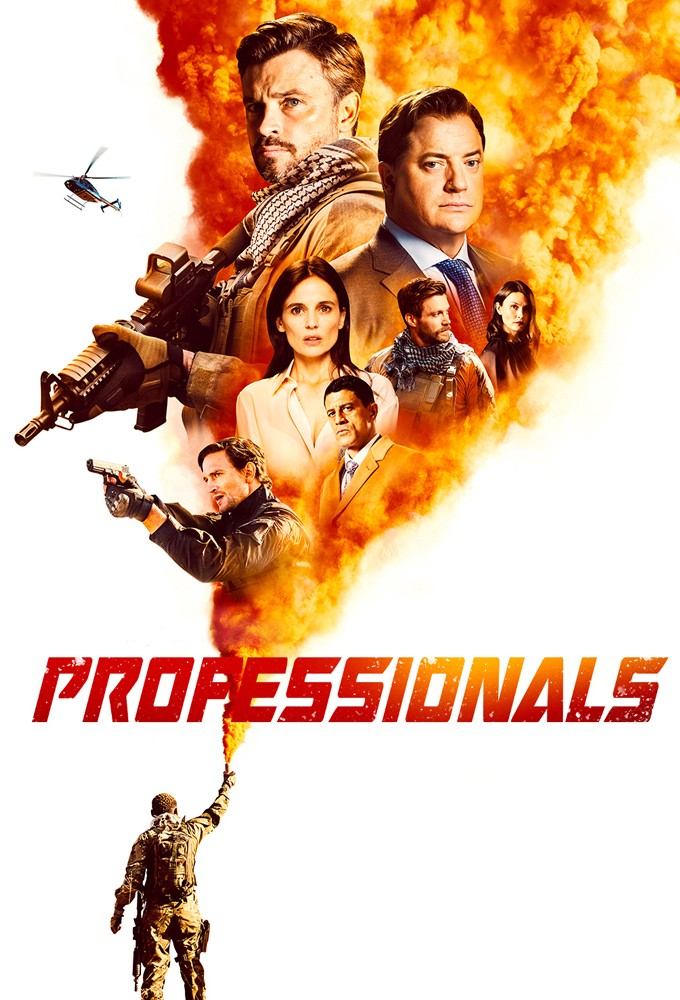Professionals 2020 S01E05 English 720p HDTVRip ESub 320MB Download