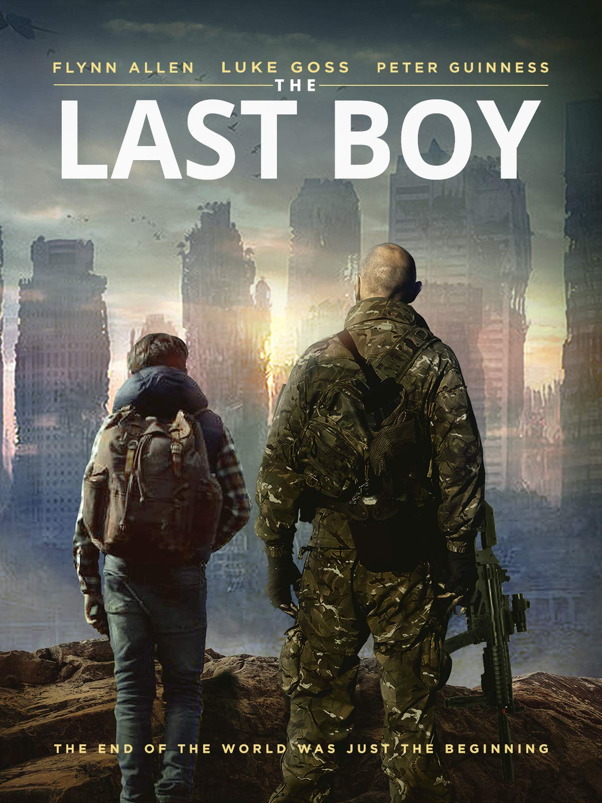 The Last Boy 2019 English Full Movie 290MB BluRay Download
