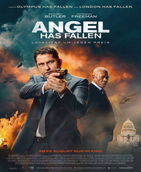 Angel Has Fallen 2019 Hindi ORG Dual Audio BluRay ESubs 450MB Download