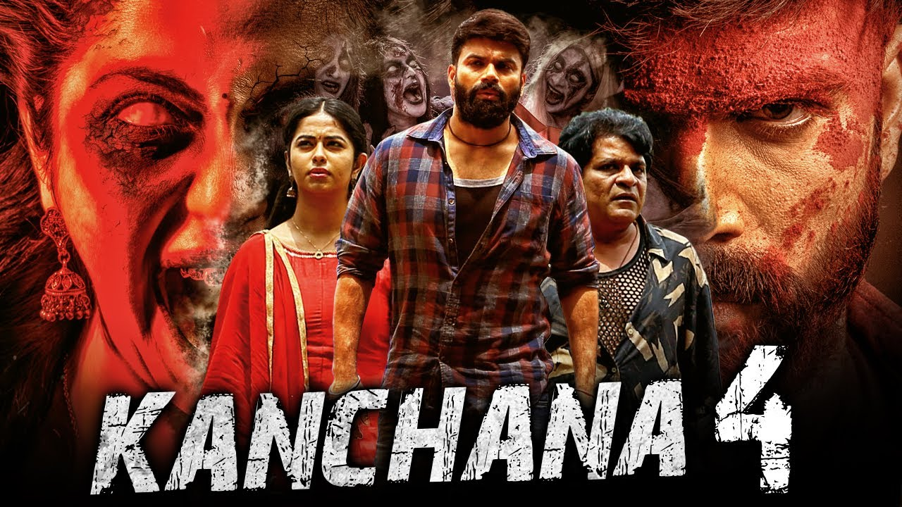 Kanchana 4 (Raju Gari Gadhi 3) 2020 Hindi Dubbed 720p HDRip 700MB Download