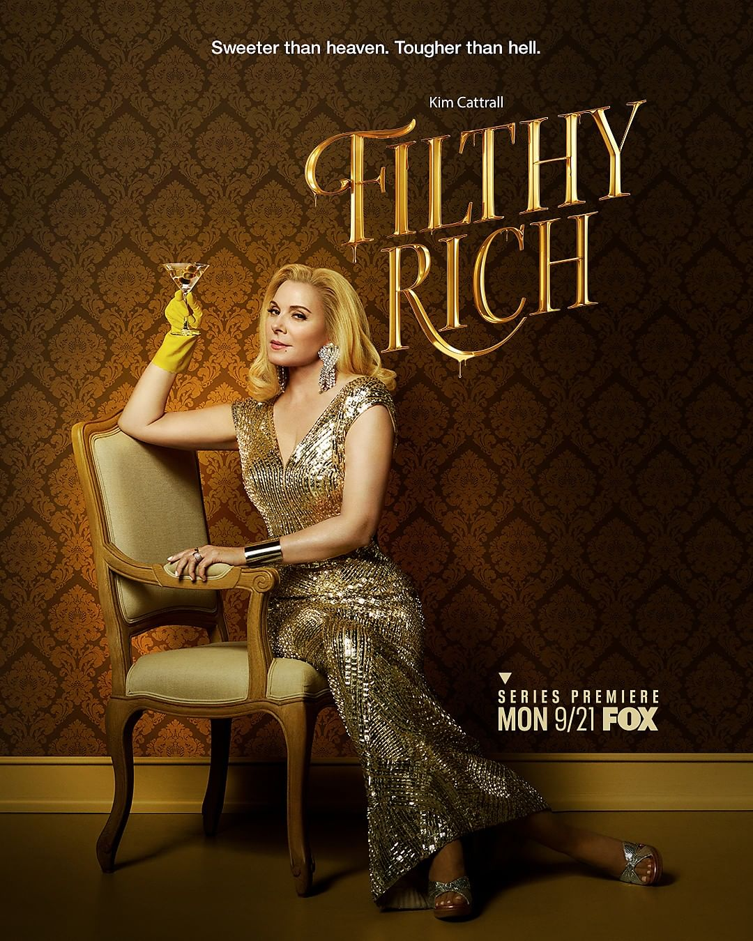Filthy Rich US 2020 S01E01 English 720p HDTVRip ESub 300MB Download