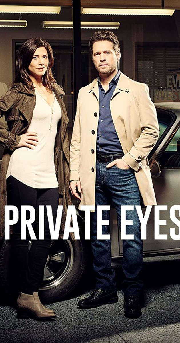 Private Eyes 2016 S04 English [Episode 5 Added] 720p HDTVRip Download