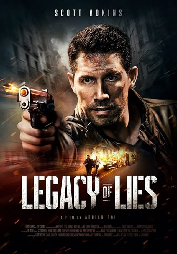 Legacy Of Lies 2020 English Full Movie 330MB BluRay Download