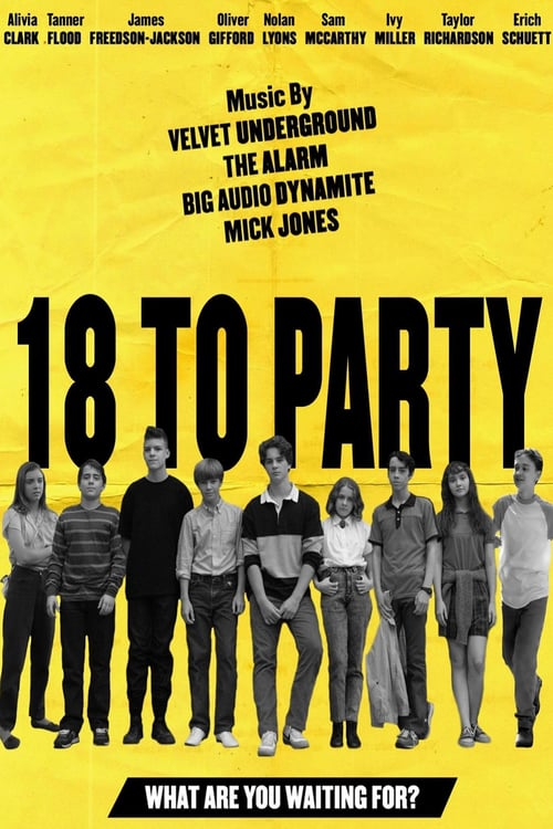 18 to Party 2020 English 250MB HDRip Download