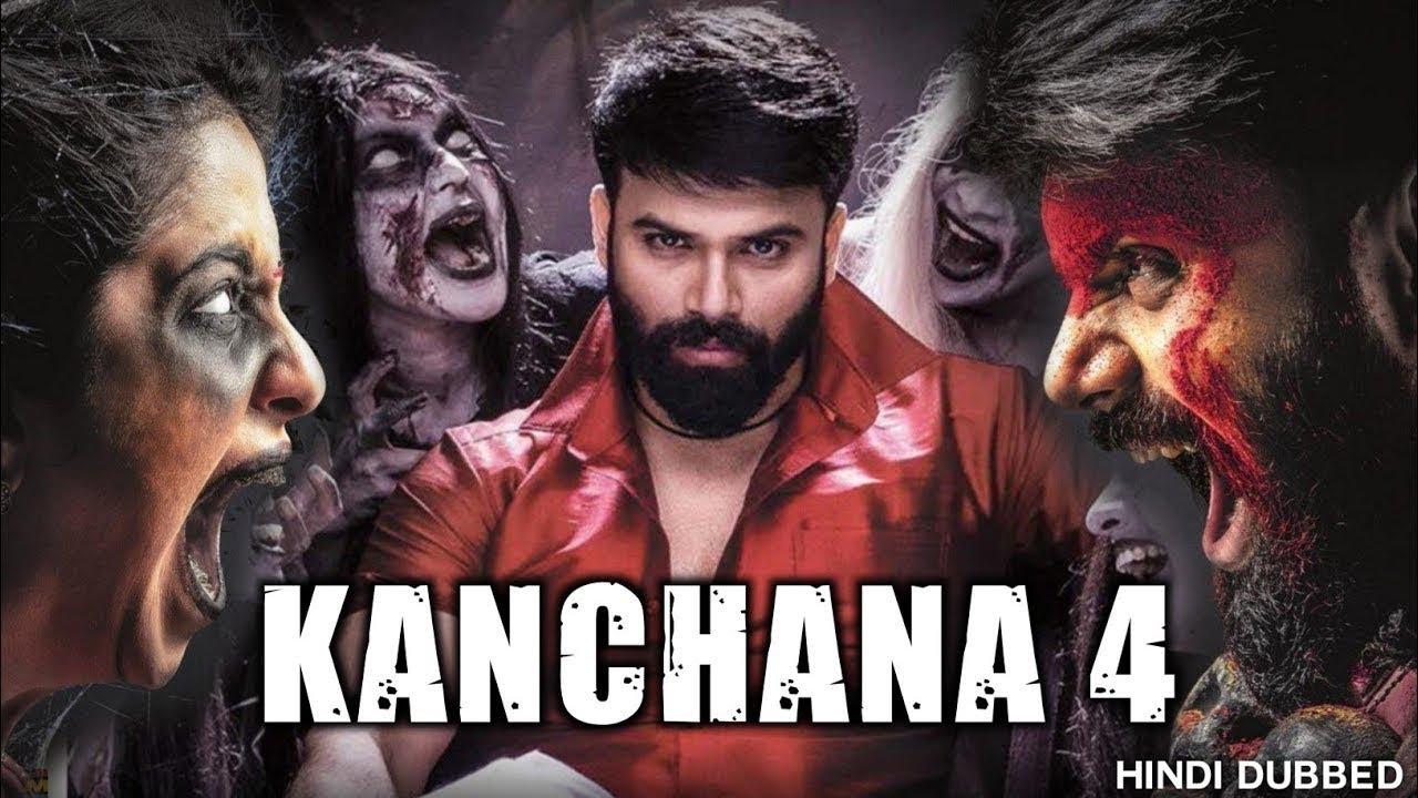Kanchana 4 (Raju Gari Gadhi 3) 2020 Hindi Dubbed 340MB HDRip Download