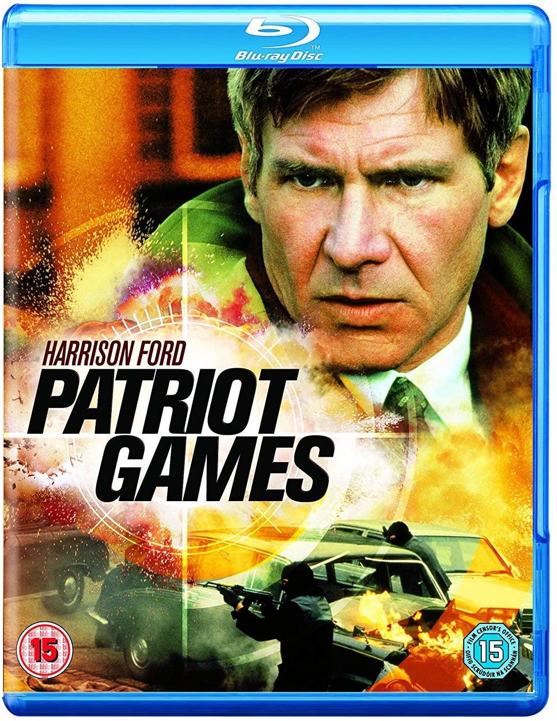 Patriot Games 1992 Dual Audio Hindi 400MB BluRay ESub Download