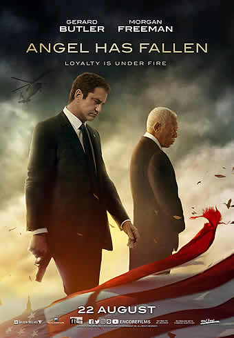 Angel Has Fallen 2019 Hindi ORG Dual Audio 720p BluRay 1.1GB Download