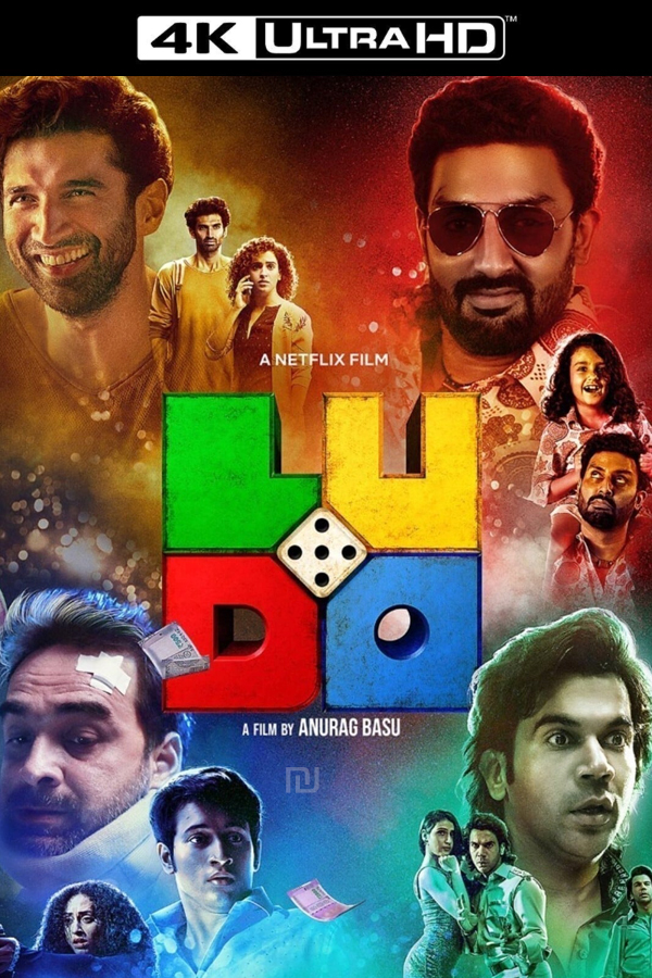 Ludo 2020 Hindi UHD 2160p HDRip 5.4GB ESubs Download