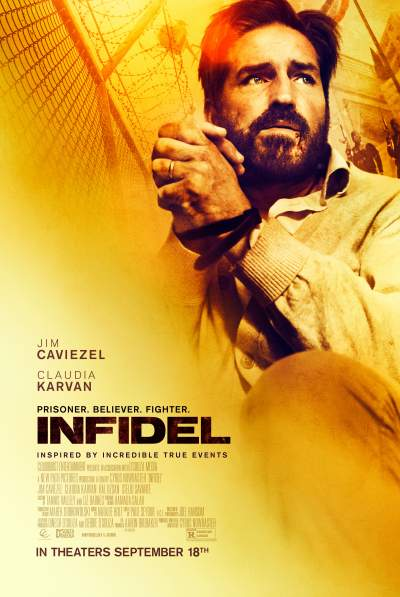 Infidel (2019) English 720p HDRip 800MB Download