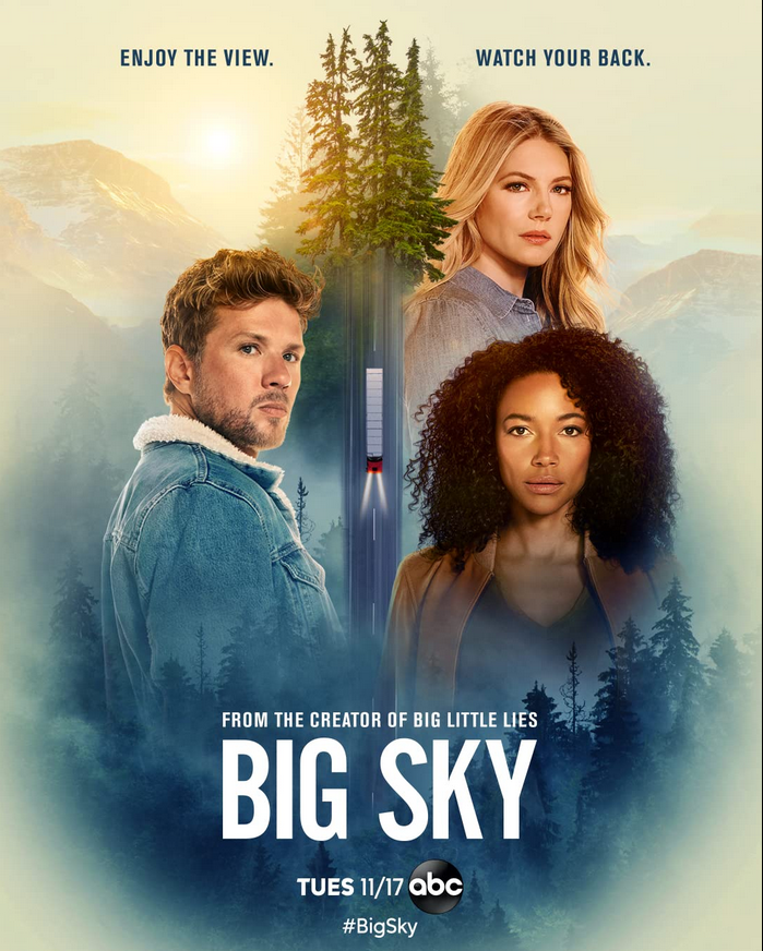 Big Sky 2020 S01E01 English 720p HDTVRip 230MB Download