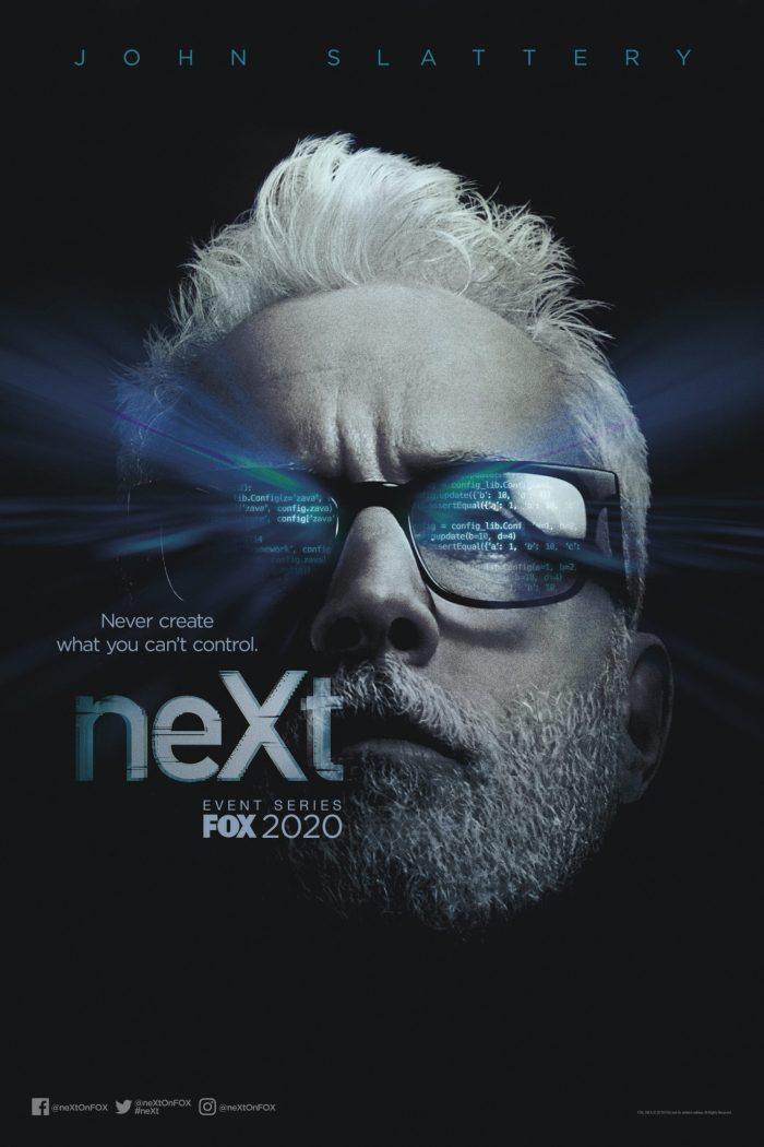 NEXT 2020 S01E01 English 720p HDTVRip ESub 170MB Download