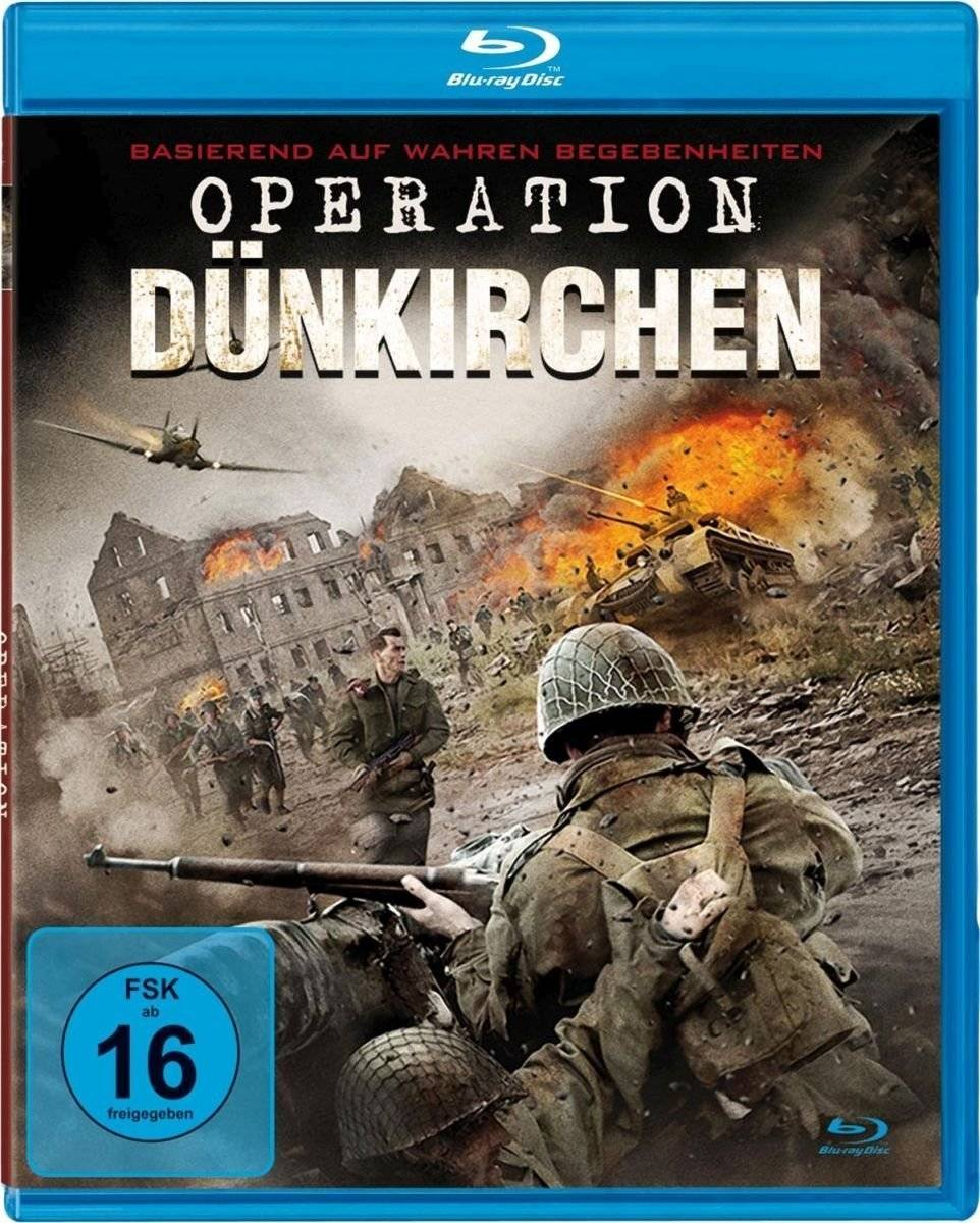 Operation Dunkirk (2017) Hindi Dual Audio BluRay 300MB Download