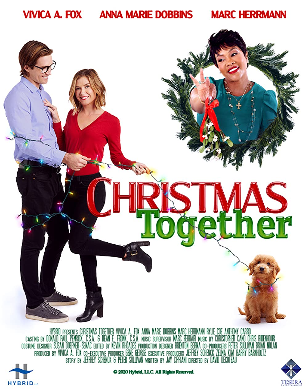 Christmas Together 2020 English 720p 800MB Download