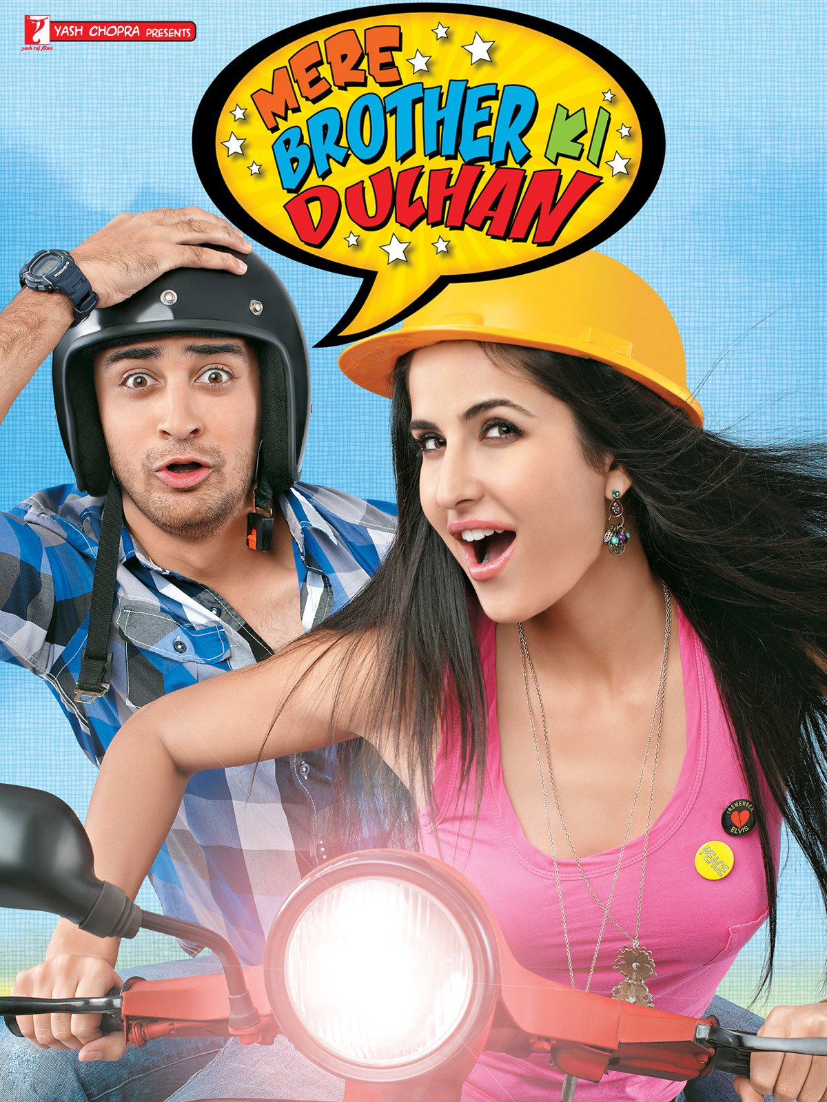 Mere Brother Ki Dulhan (2011) Hindi Movie BluRay 400MB Download