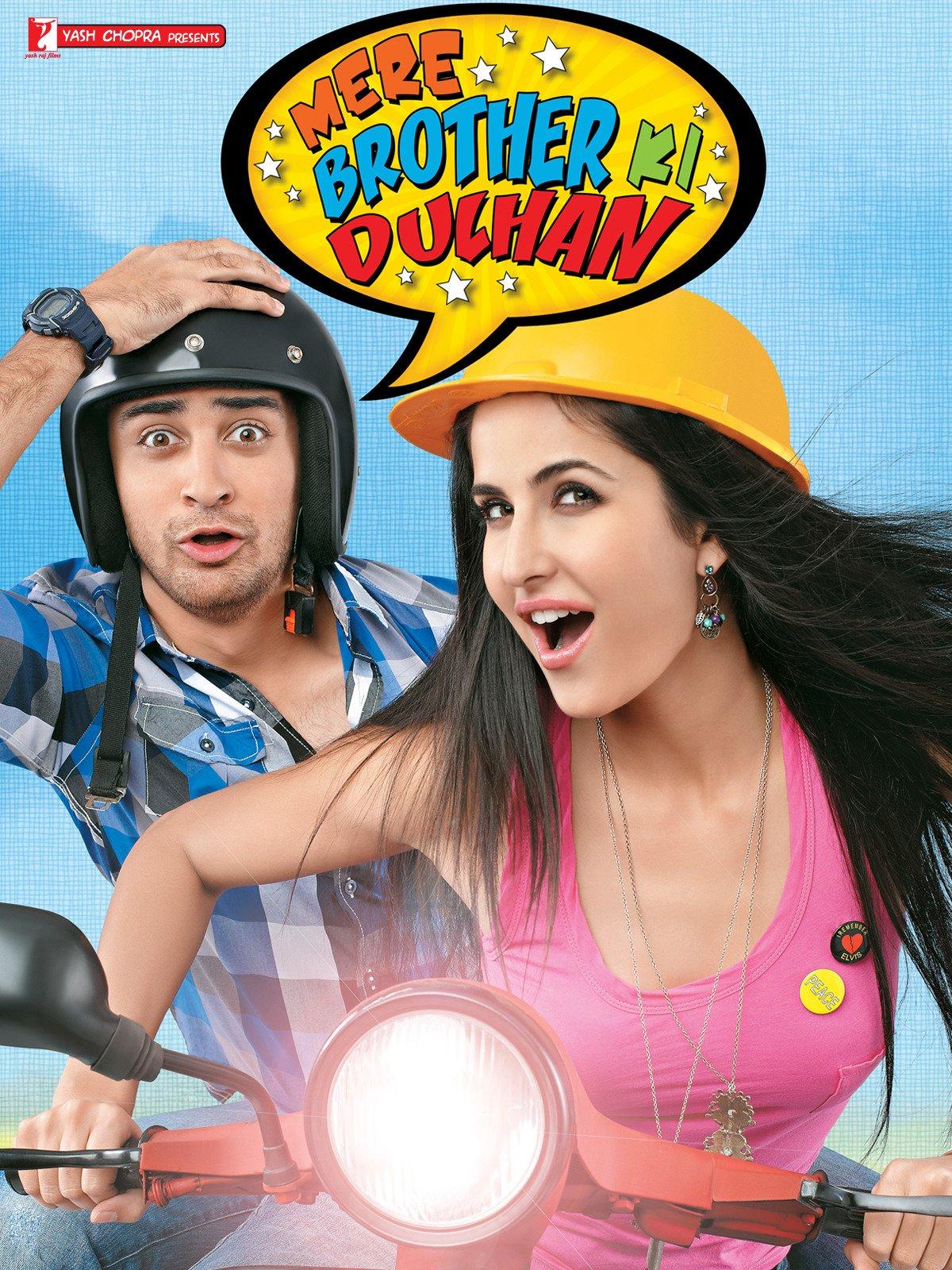 Mere Brother Ki Dulhan (2011) Hindi Movie BluRay 400MB Download