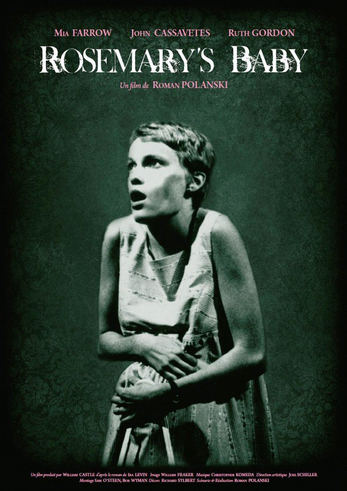 Rosemary's Baby 1968 Hindi Dual Audio 720p BluRay ESubs 995MB Download