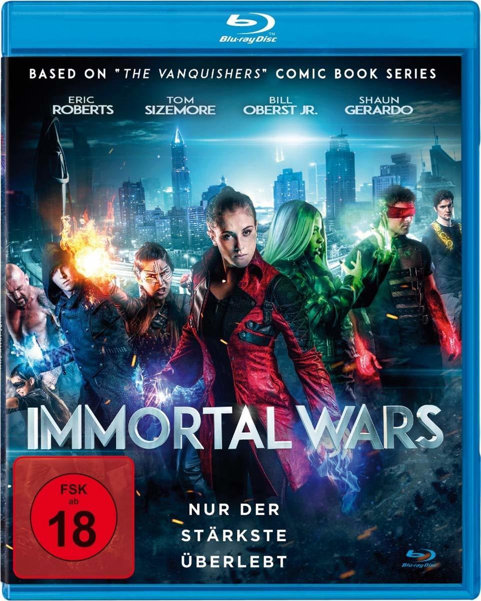 The Immortal Wars (2018) Hindi ORG Dual Audio BluRay 400MB Download