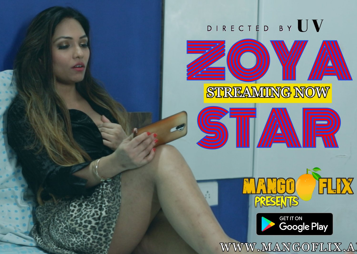 18+ Zoya Rathore Solo (2020) MangoFlix Originals Hot Video 720p HDRip 150MB Download