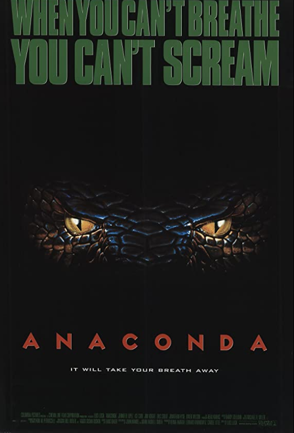 Anaconda 1997 Hindi Dual Audio 330MB BluRay ESubs Download