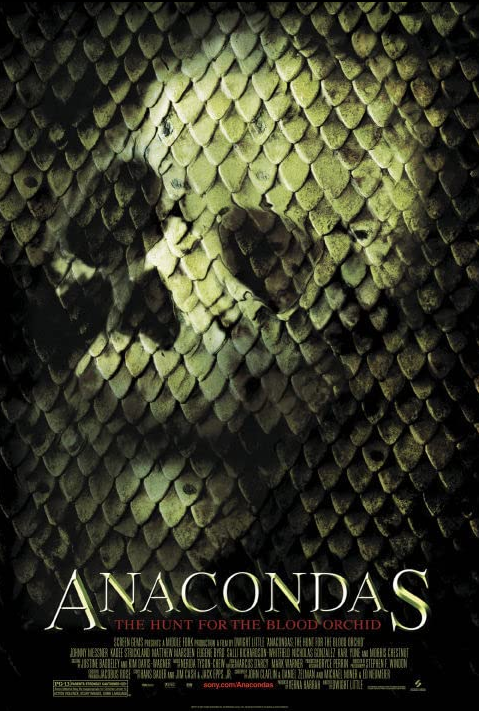 Anacondas The Hunt for the Blood Orchid 2004 Hindi Dual Audio 350MB BluRay ESubs Download
