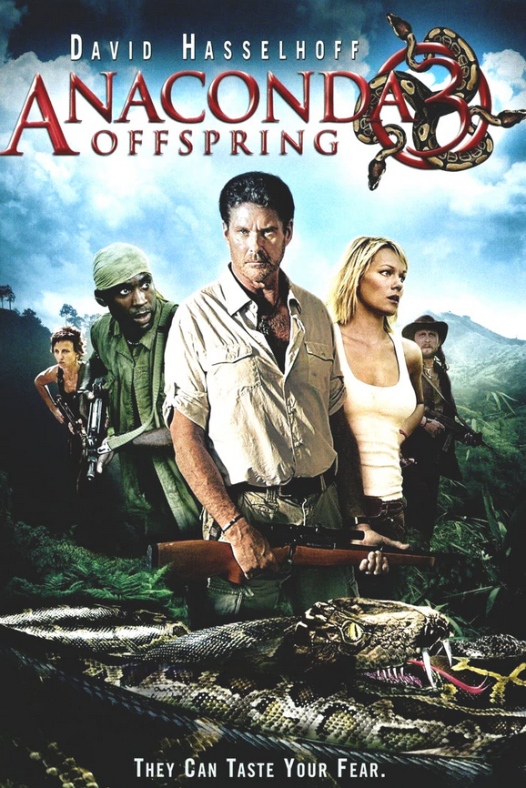 Anaconda 3 Offspring 2008 Hindi Dual Audio 350MB BluRay ESubs Download