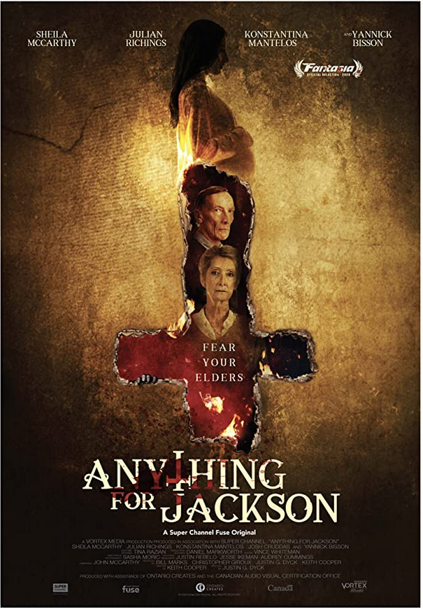 Anything for Jackson 2020 English 300MB HDRip Download