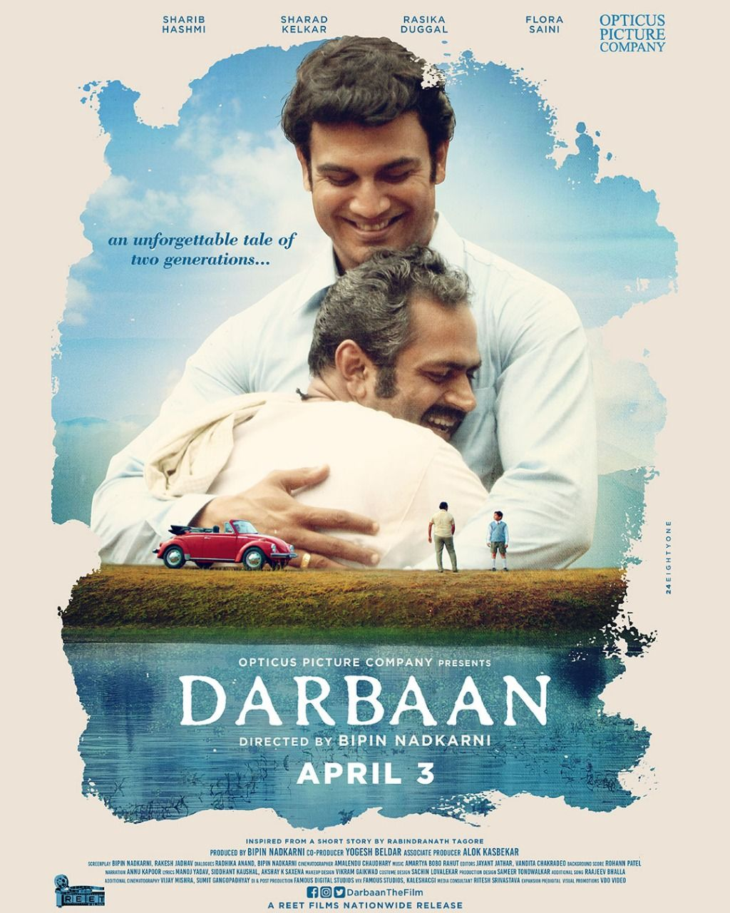 Darbaan 2020 Hindi 1080p HDRip 1.3GB Download