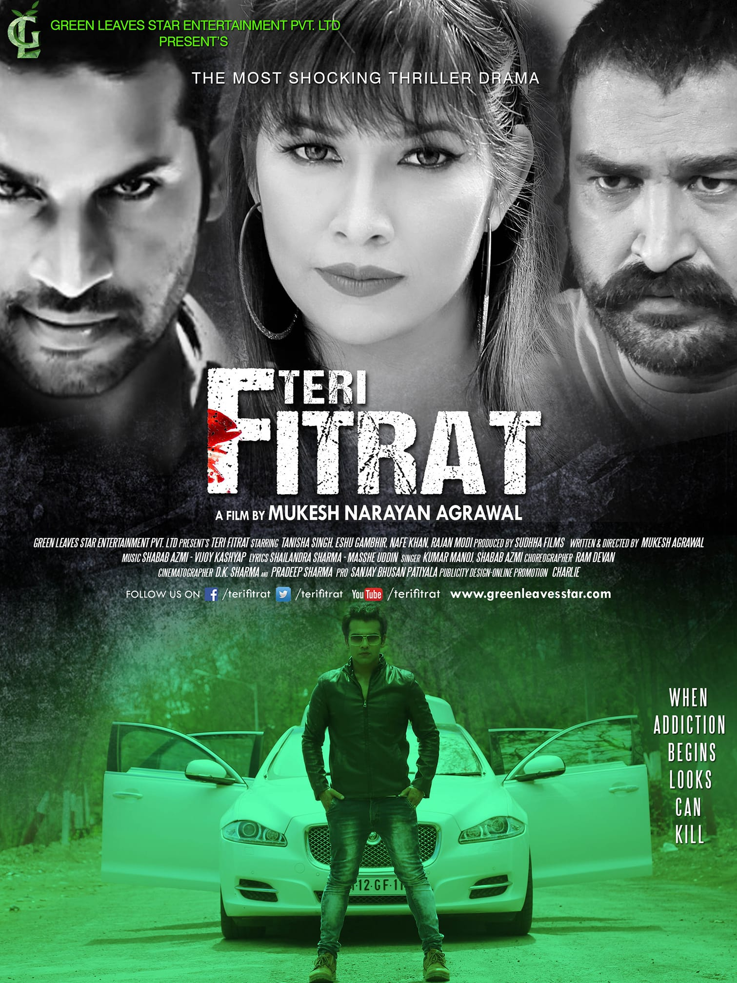 18+ Yeh Hai Teri Fitrat 2020 Hindi 340MB HDRip Download