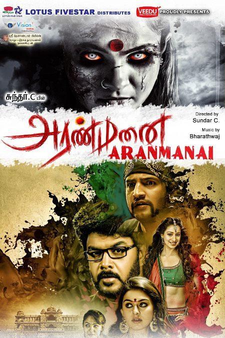 Rajmahal (Aranmanai) 2020 Hindi Dubbed HDRip 500MB Download