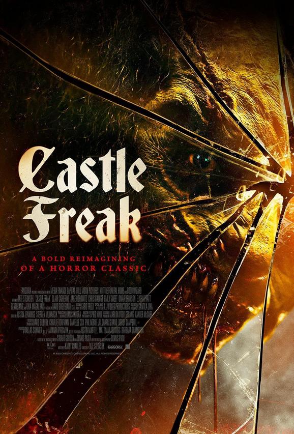 18+ Castle Freak 2020 English 350MB HDRip Download