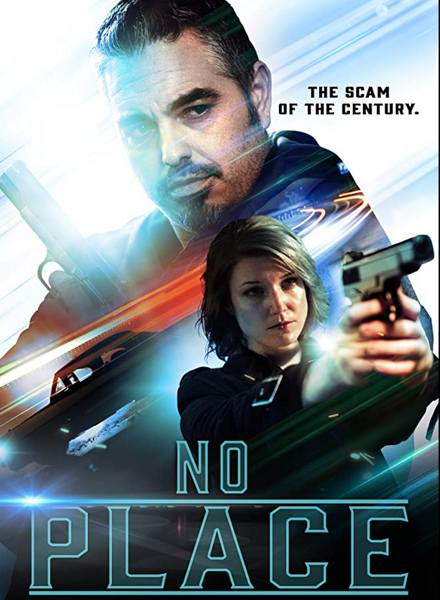 No Place 2020 English 250MB HDRip Download