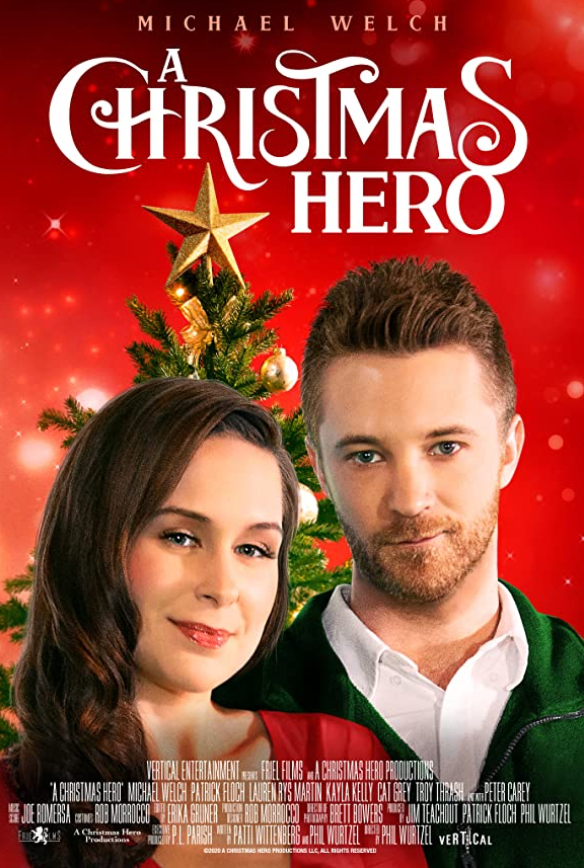 A Christmas Hero 2020 English 720p HDRip 798MB | 300MB Download