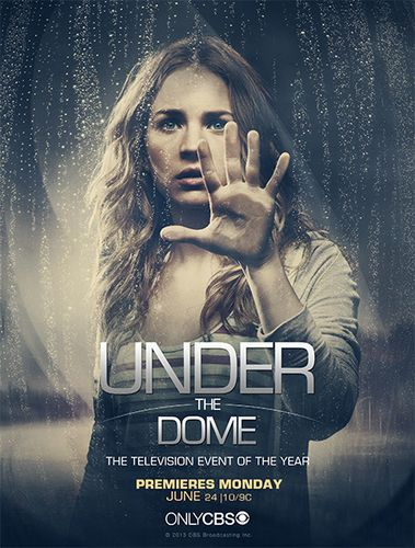 Under the Dome 2013 S01 Hindi Complete CBS Web Series 1.6GB HDRip Download