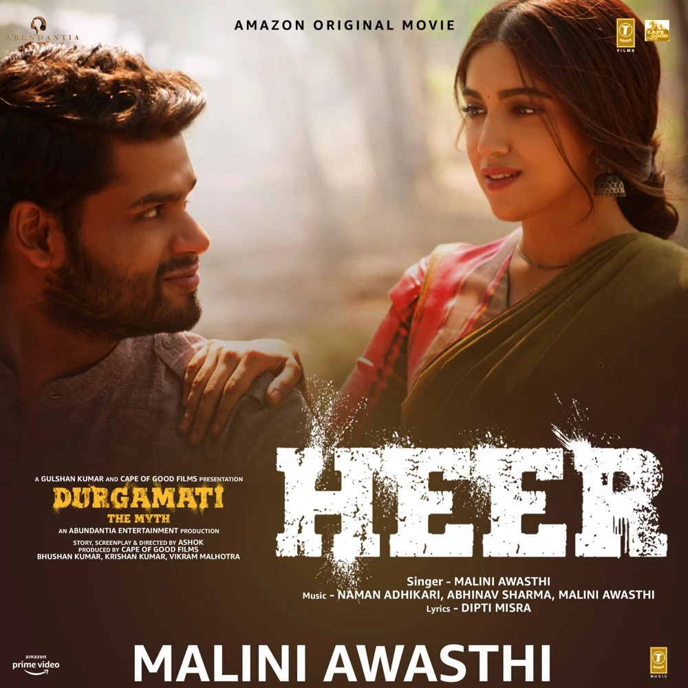 Heer (Durgamati) 2020 Hindi Video Song 1080p HDRip 22MB Download